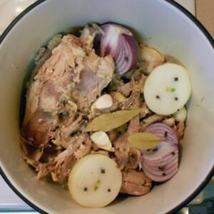 How To Make Turkey Bone Broth