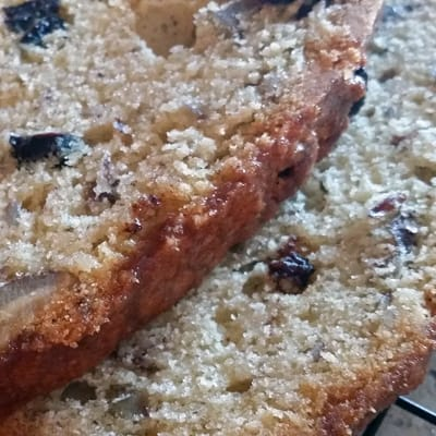 Bishop's Bread Christmas Bread Recipe