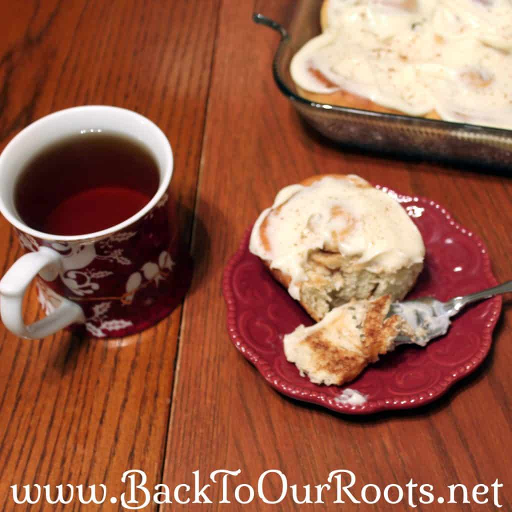 OMG! Make the Best Ever Sourdough Cinnamon Rolls