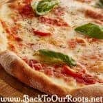 Best Ever Italian Herb and Cheese Pizza Crust