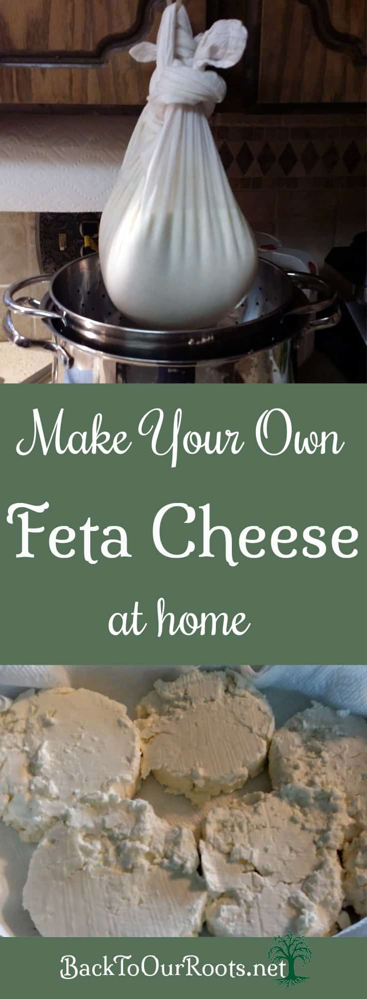 How to Make Feta Cheese at Home