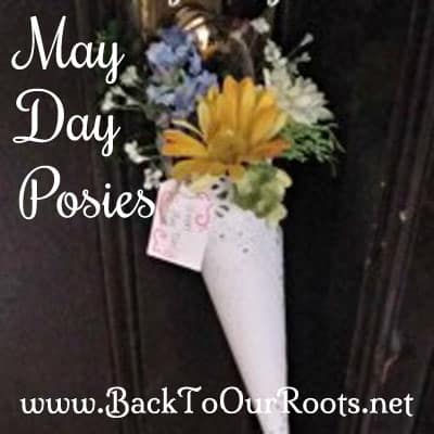 May Day Posies