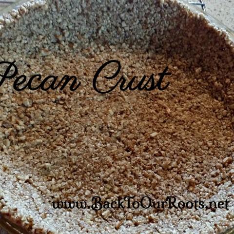 Pecan Crust