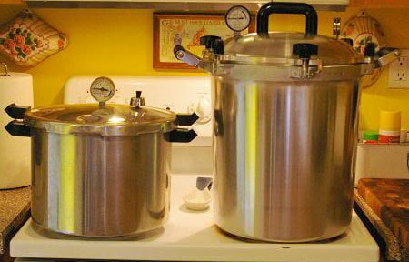 pressure canner comparision