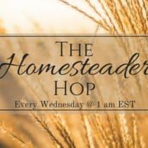 Homesteader Hop #51
