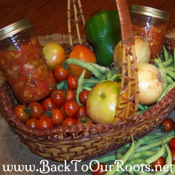 Home Canning & Dehydrating