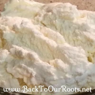 How to Make Homemade Cream Cheese Recipe