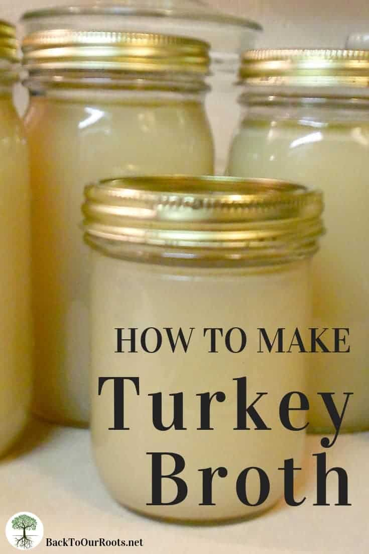 HOW TO MAKE TURKEY BONE BROTH: After the bird is picked clean, put the bones to good use and make some nourishing turkey bone broth.