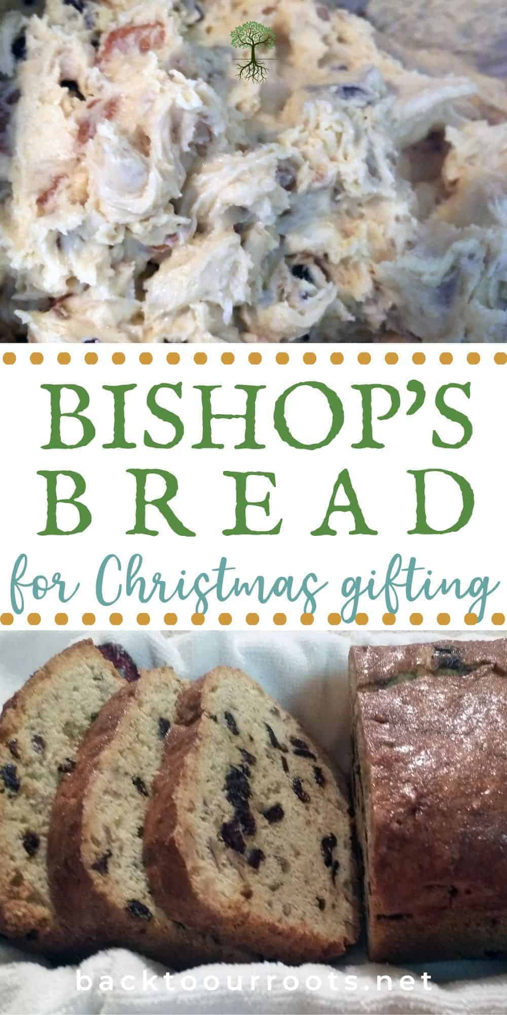 Cherry Pecan Bishop's Bread
