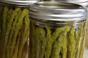 How to Can Asparagus