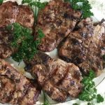 Herbed Lamb Chops from the Grill