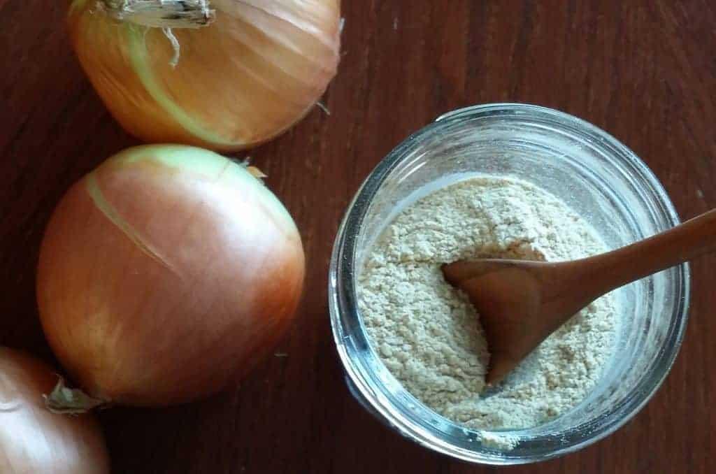 When Good Onions Go Bad ~ Making Homemade Onion Powder