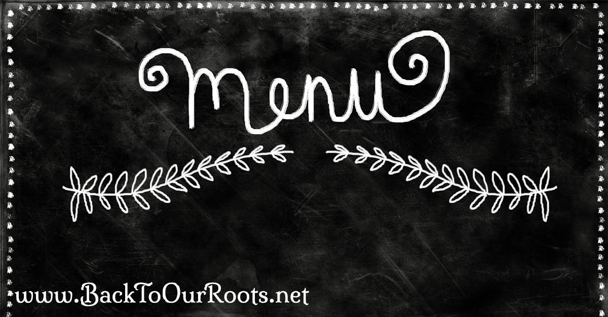 5 Ways Menu Planning Saves Money
