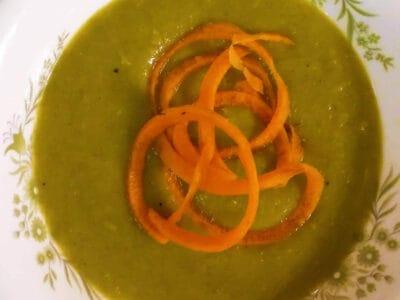 Creamy Asparagus Soup