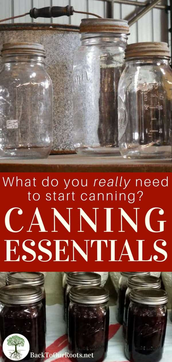 Ultimate Guide to Canning Essentials