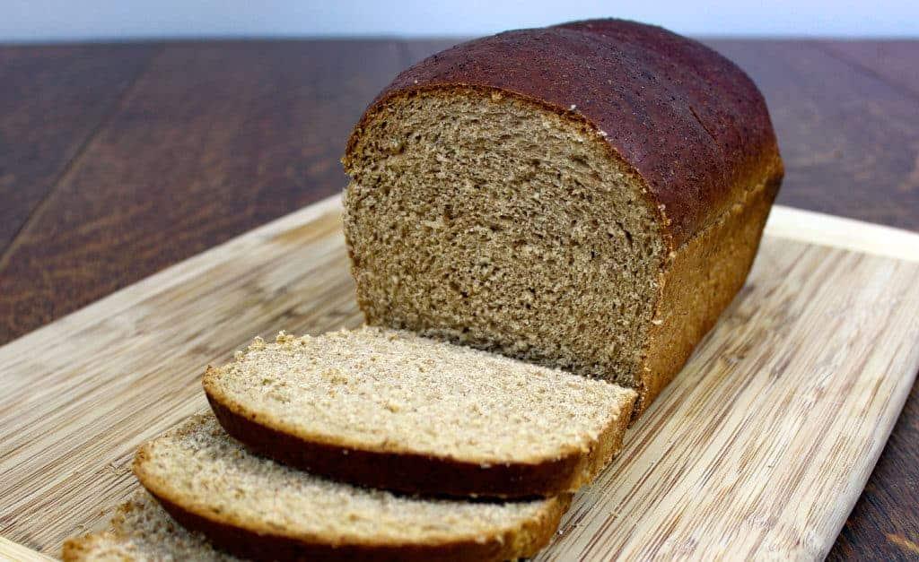 Molasses Whole Wheat Bread {Best Sandwich Bread Around}