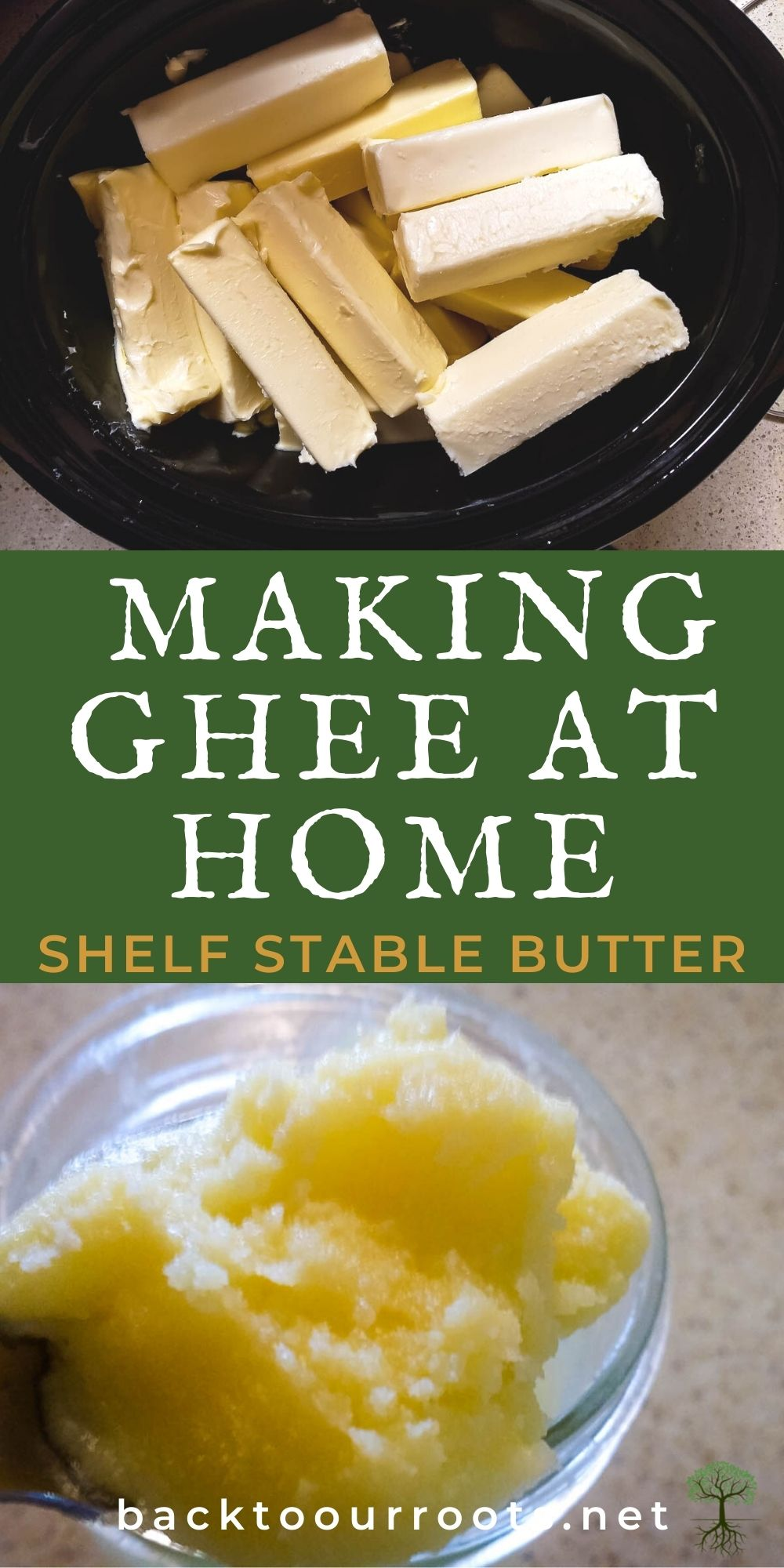 Making Ghee at Home