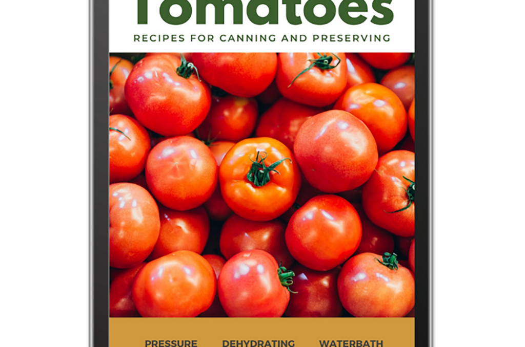 Tomato Canning and Preserving